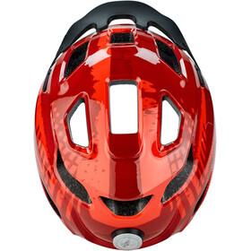 Cube ANT Helmet Kids red splash